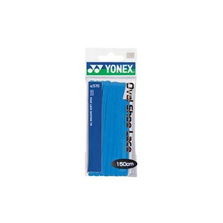 Yonex veters (shoe laces) - lichtblauw