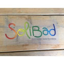 Solibad thermo logo - 29cm