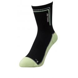 Yonex sok 19118 (zwart/groen) - hoog