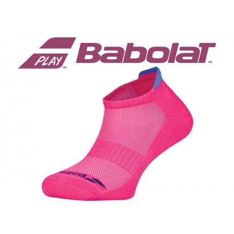 Babolat socks (invisible) - Women - Fandango Pink
