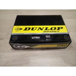 Dunlop squash bal - Dubbel geel / Enkel geel / Progress / Intro