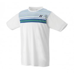 YONEX 16347 Replica T-shirt - wit/blauw