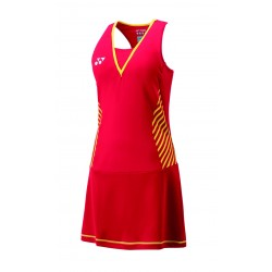 YONEX Tournament dress - 20423 - Sunset Red
