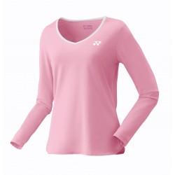 2019 - YONEX Tshirt Lady - 16366 roze