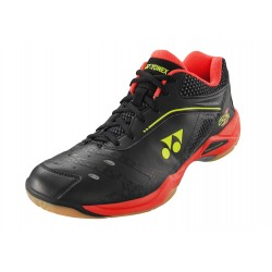 Yonex SHB65 Z men - zwart / helder rood