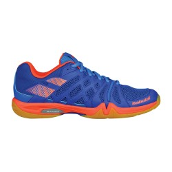 Babolat TEAM men - blauw oranje