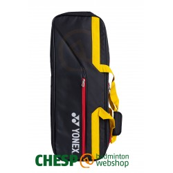 YONEX ACTIVE BAG 80321 2 way - zwart/geel - 2019