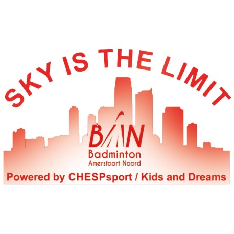 Sky is the limit shirts (BAN limited edition)
