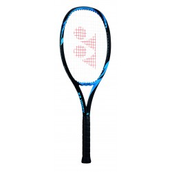 Yonex tennisracket Ezone 100 blauw gripmaat L4