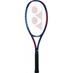 YONEX tennisracket VCore Pro 100 blauw/rood gripmaat L2
