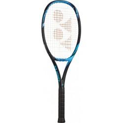 Yonex tennisracket Ezone 98 blauw gripmaat L4