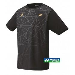 Yonex Lin Dan game-shirt - maat M - zwart