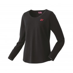 Yonex ladies special long sleeves - 16431 - zwart