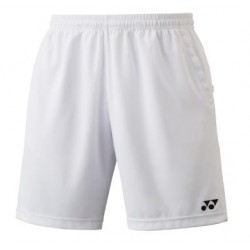 MEN SHORT TEAM YJ0004EX | wit en zwart | Junioren