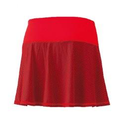 YONEX SKIRT 26050 | rood/zwart