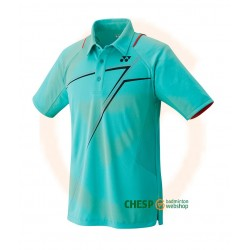 POLO SHIRT INDIV 12100 AQUA MEN'S