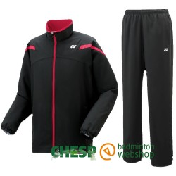 TRACKSUIT SET TEAM 50058 BLACK UNISEX