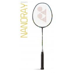 YONEX NANORAY 800 bespannen
