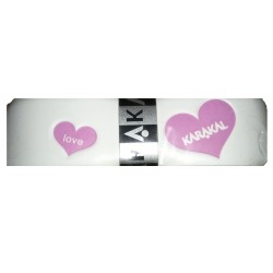 Karakal love grip (wit/roze)